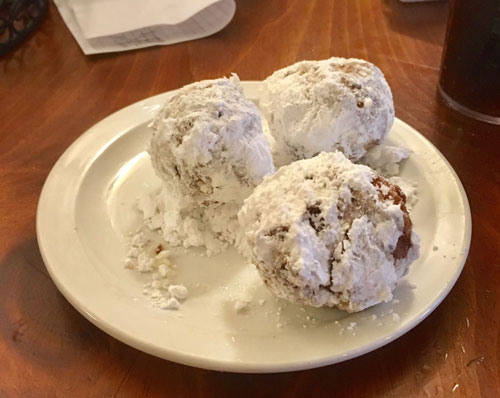 Dutch Pantry apple fritters